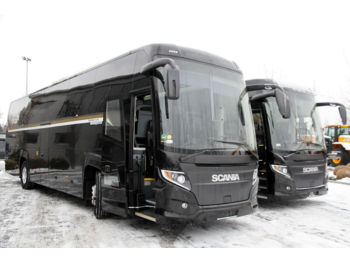 SCANIA TOURIST BUS / COACH HIGER A-SERIES TOURING HD 51 PLACES - turistický autobus
