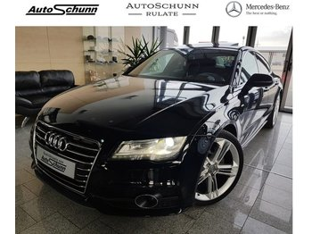 Osobní auto AUDI A7 quattro S-line-HEAD-UP-CAMERA-HEAD-UP-LED