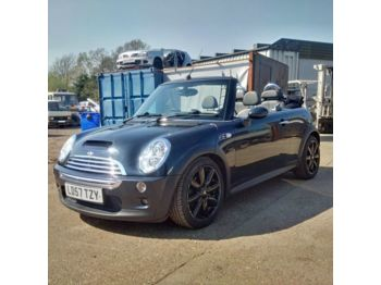 Mini Cooper S Convertible Automatic Low miles Sat Nav Air Con - osobní auto