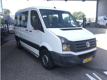 Volkswagen Crafter 35 2.0 TDI (BPM Vrij, Excl BTW) Combi/Kombi/9 Persoons/9 P/Airco/Cruise/Sidebars - osobní auto
