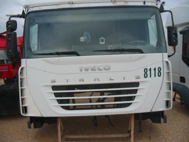 Nietypowy Okaz IVECO STRALIS kabina na prodej na Truck1, ID: 1994089 YU03