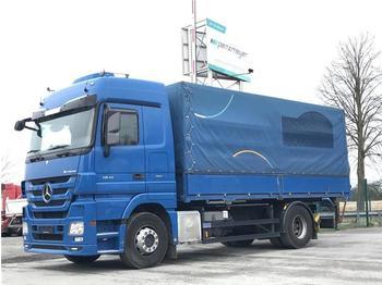 Plachtový nákladní auto Mercedes-Benz Actros 1841 LL