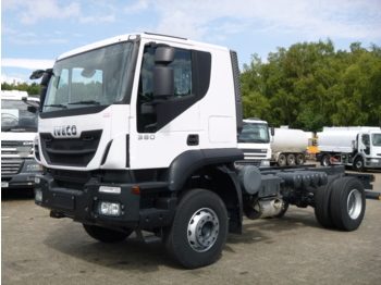Podvozek s kabinou Iveco AT190T38H 4x2 chassis / NEW/UNUSED