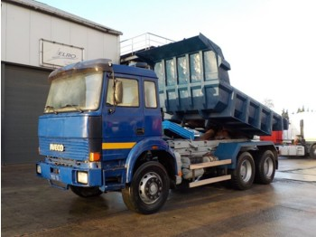 Iveco Turbostar 330-30 (BIG AXLE / STEEL SUSPENSION / WATER COOLED) - podvozek s kabinou