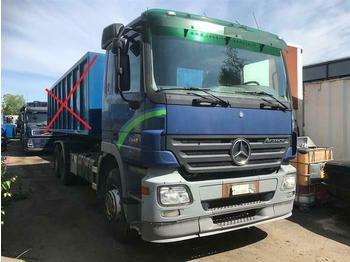 Mercedes-Benz ACTROS 2546 - SOON EXPECTED - 6X2 CHASSIS FULL S  - podvozek s kabinou