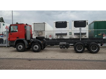 Podvozek s kabinou Mercedes-Benz ACTROS 4144 8X4 CHASSIS NEW VEHICLE