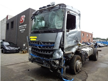Mercedes-Benz Arocs 1843 4x4/new engine/ - podvozek s kabinou