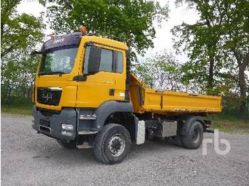 Sklápěč MAN TGS 18.400 4x4 3 Way