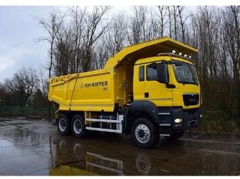 MAN TGS 40.480 BB-WW 6x6 TIPPER TRUCK MINING - ROCK BODY WITH ALLISO - sklápěč