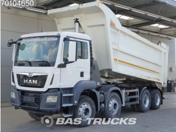 Sklápěč MAN TGS 41.420 M 8X4 Manual 27m3 Big-Axle Steelsuspension Euro 6