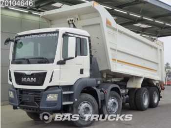 Sklápěč MAN TGS 41.420 M 8X4 Manual Big-Axle Steelsuspension Euro 6