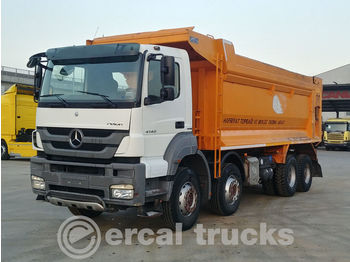MERCEDES-BENZ 2013 MODEL 4140 AXOR E5 8X4 HARDOX TIPPER 5 PCS - sklápěč