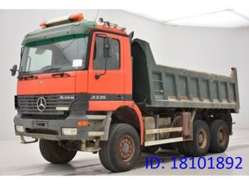 Použitý Mercedes-Benz Actros 4143KN - 8x4 sklápěč z Belgie na prodej