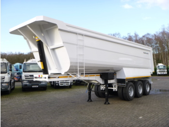 Sklápěcí návěs GALTRAILER Tipper trailer steel 40 m3 / 68 T / steel susp. / NEW/UNUSED