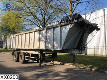 GENERAL TRAILERS kipper Steel suspension - sklápěcí návěs