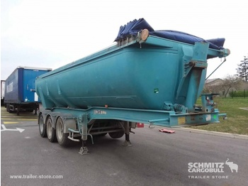 General Trailer Tipper alu-square sided body 22m³ - sklápěcí návěs