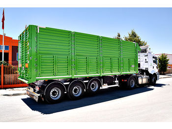 OZGUL TIPPER TRAILER WITH SIDE DOORS - sklápěcí návěs