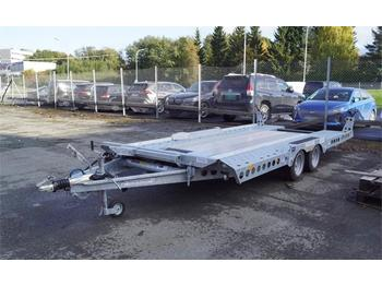 Ifor Williams CT177G car trailer  - přívěsný vozík
