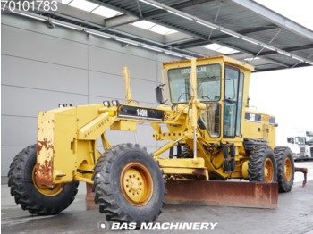 Caterpillar 140H Pushblock and Ripper - grejdr