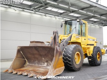 Volvo L120 C Nice and clean condition - good tyres - nakladač