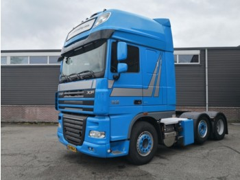 Tahač DAF FTG XF105-460 6x2/4 ATE SuperSpaceCab - Manual Gearbox - Stand airco - Top-Condition! 01/2020 APK