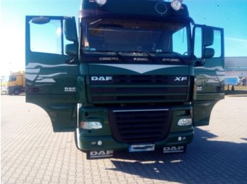 DAF XF 105.460 Retarder Manual 2009  - tahač