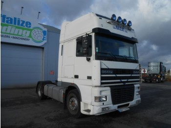 Tahač DAF XF 95.480 - Manual