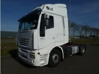 Iveco AS440S48 STRALIS manual, intarder - tahač