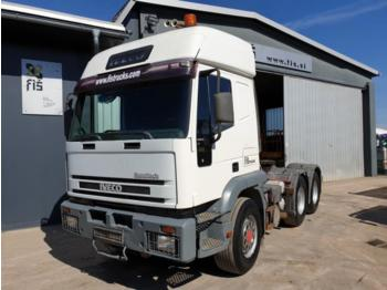 Iveco EUROTECH 440E42 6X4 tractor unit - spring - tahač