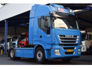 Iveco Stralis 450, EEV Euro 5, Standclima, NL truck - tahač