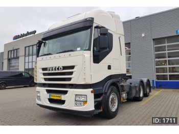 Tahač Iveco Stralis 500 Active Space, Euro 5