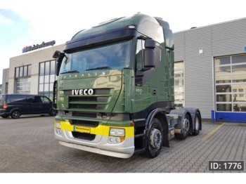 Iveco Stralis AD440S45 Active Space, Euro 5, ADR - tahač