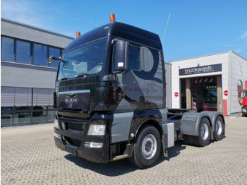 Tahač MAN TGX 33.480 6x4 BLS / Manual / 90to / Euro 4