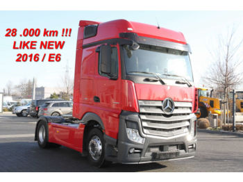 MERCEDES-BENZ TRACTOR-UNIT ACTROS 1833 E6 28 000 KM ! NEW! DEMO! - tahač