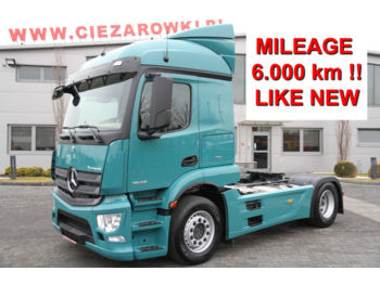 MERCEDES-BENZ TRACTOR UNIT ACTROS 1843 E6 6 000 KM! NEW! - tahač