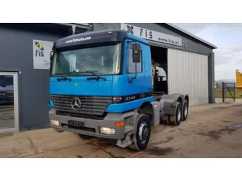 Tahač Mercedes Benz ACTROS 3340 AS 6X6 tractor unit - SPRING
