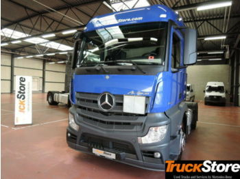 Mercedes-Benz Actros 1843 LS Active Brake Assist Spurassistent  - tahač