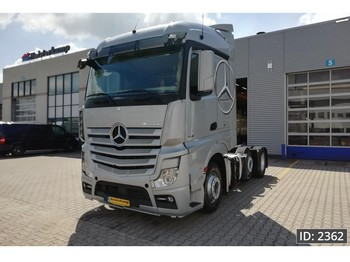 Mercedes-Benz Actros 2551 GigaSpace, Euro 6, Engine damage - tahač