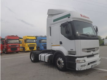 Tahač RENAULT Premium 420 DCI ,2006 YEAR , Steel/ Air , Manual