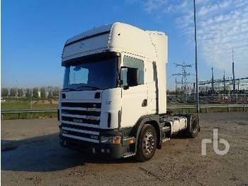 SCANIA R124-420 4x2 Sleeper - tahač
