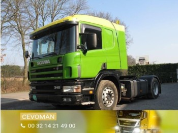 Scania 114L 340 Opticruise Trekker - tahač