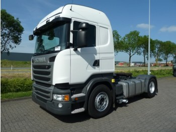 Scania R410 HIGHLINE,PTO,EURO 6 - tahač