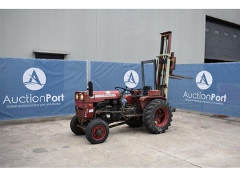 Mini traktor NAPOLIONE with forklift