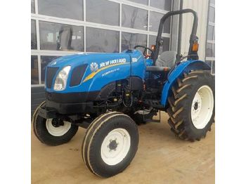 New Holland Workmaster 50 - mini traktor