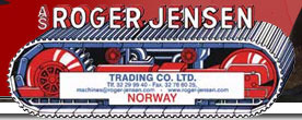 AS Roger Jensen Trading Co.Ltd